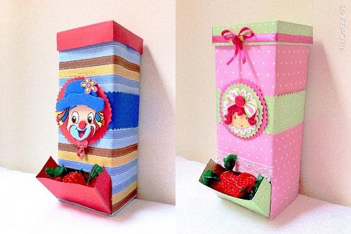 artesanato com caixa de leite : Artesanato com caixa de leite: 45 ideias e tutoriais!
