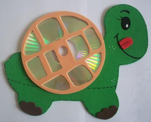 tartaruga de EVA