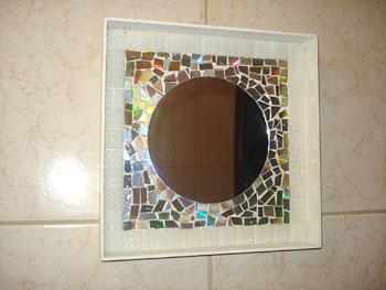 decoração espelho