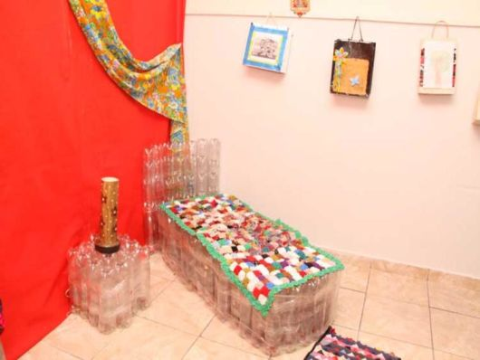 móveis com reciclagem