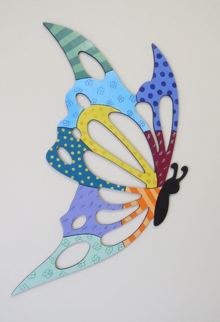 decoração borboleta