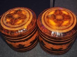 artesanato nordestino arte em couro