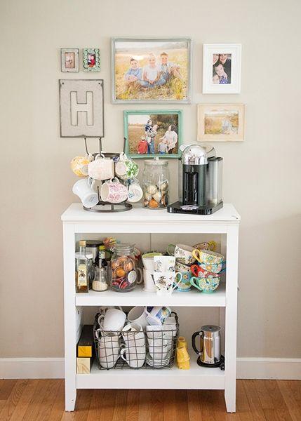 Cantinho do caf decorado como montar e 60 fotos lindas - Coin casa mobili ...