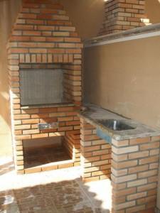 Preço churrasqueira tijolo a vista