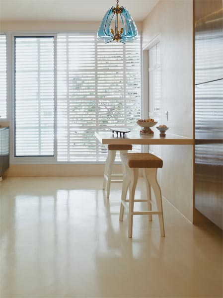 cimento queimado branco mesa