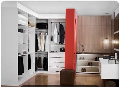 closet com banheiro coluna