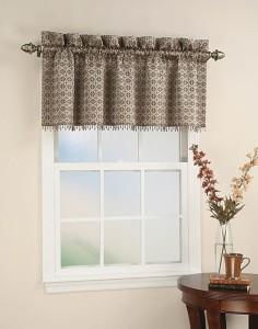 cortina para janela de banheiro de tecido