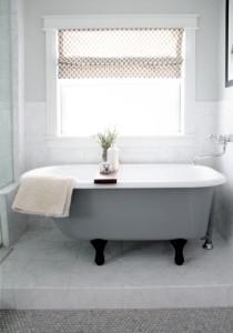 cortina para janela de banheiro com transparência