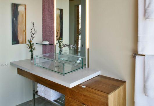 Cuba de vidro modelos, onde comprar e preço! -> Cuba De Vidro Para Banheiro Em Promocao