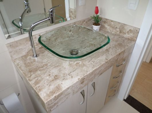 Cuba de vidro modelos, onde comprar e preço! -> Cuba Para Banheiro De Vidro Vermelha