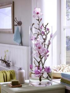 decoração com orquídea mesa decorativa