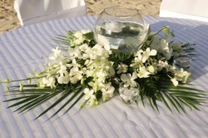 festas e eventos com decoração com orquídea