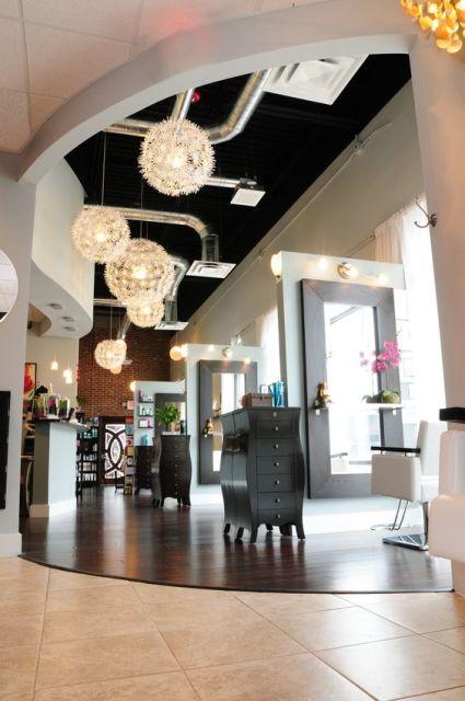 decoração moderna e de luxo