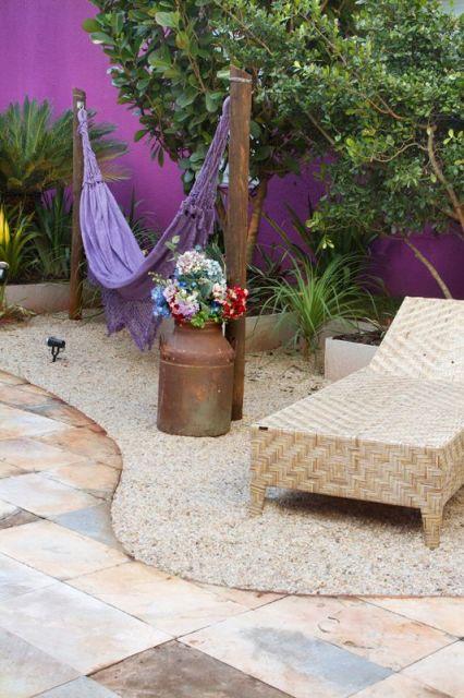 pedras jardim baratas : pedras jardim baratas:Decoração de jardim: 71 ideias incríveis para seu quintal!