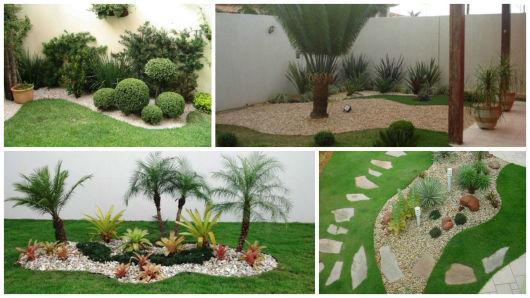 jardim quintalDecoração de jardim 71 ideias incríveis para