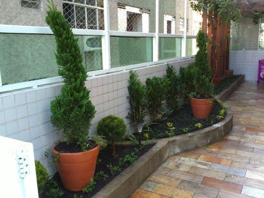 paisagismo jardim pequeno