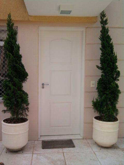 decoração entrada casa
