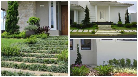 jardinagem fachada