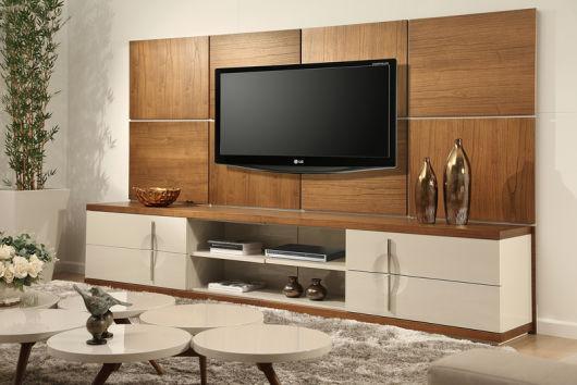 Modelos de racks para tv como escolher o ideal para voc for Modelos de modulares para sala