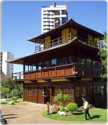 telhado oriental