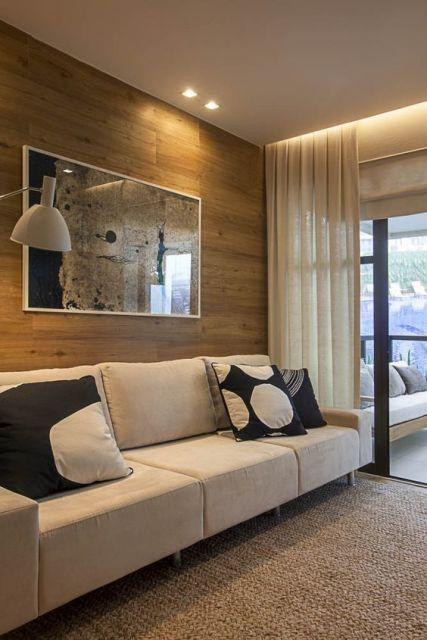 parede de madeira