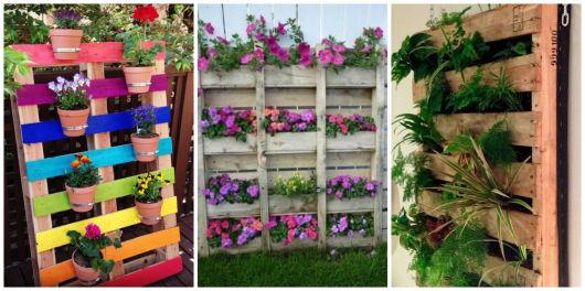 modelos de jardins verticais