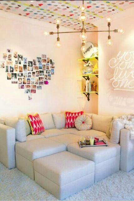 decoração fotos sala