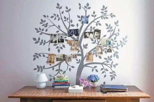 Armario Suspenso Escritorio ~ Mural de fotos 72 ideias incríveis e lindas!