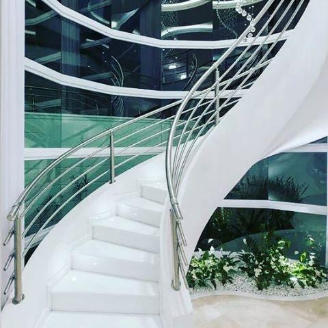 escada circular