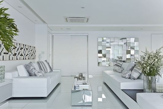 sala de estar piso