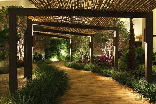 pergolado de bambuchique