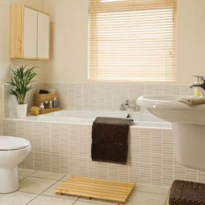 modelos de persiana para banheiro