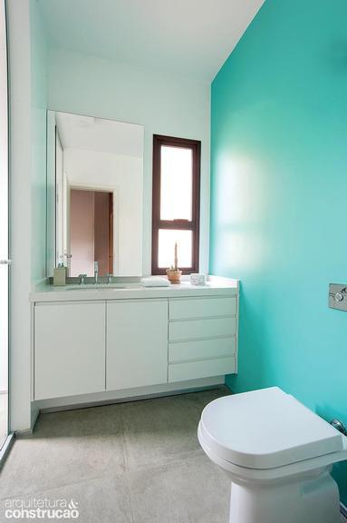 tinta epóxi banheiro