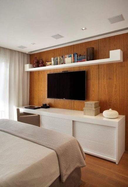Prateleiras para quarto 77 ideias lindas para a decoração!