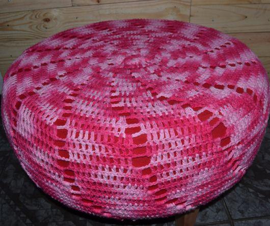modelo de crochê