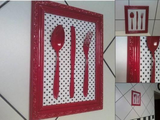 quadros artesanais cozinha