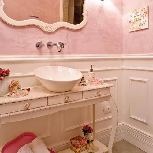 roda meio banheiro