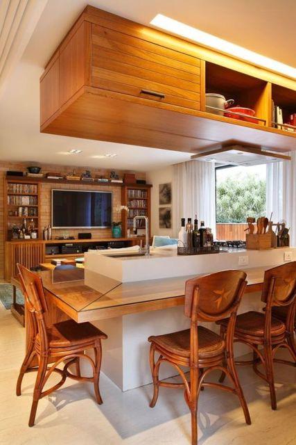 cadeira bancada cozinha