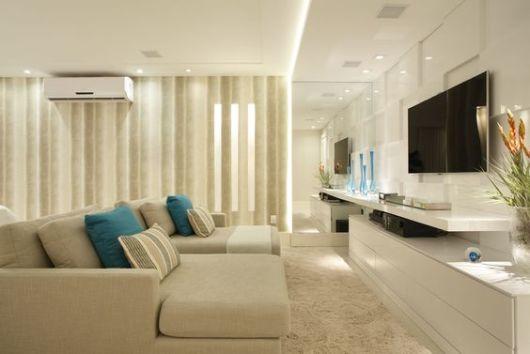 decoração moderna e simples