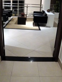 piso diagonal