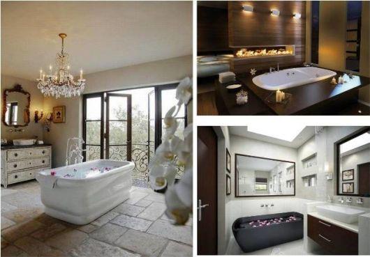 spa em casa - banheira