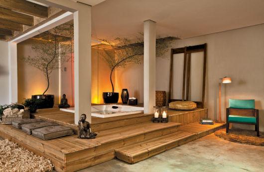 spa em casa interno