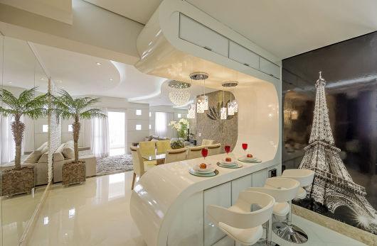 Sala De Jantar Iara Kilaris ~ Tijolo de vidro modelos, preços e como usar na decoração!