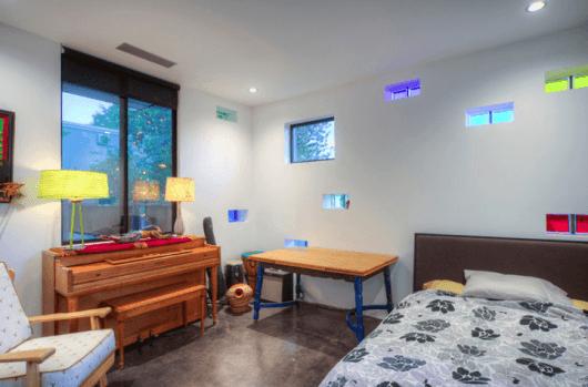 blocos coloridos quarto