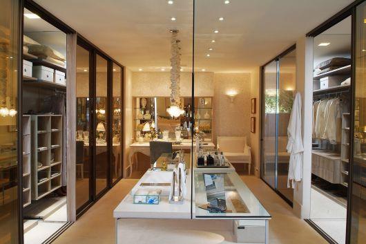 vidro reflecta bronze closet