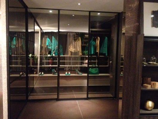 vidro reflecta closet