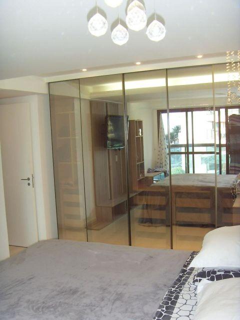 vidro reflecta quarto
