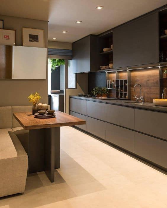 Cozinha Fendi Projeto Triart Arquitetura