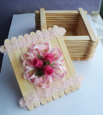 decoração caixa