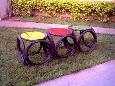 banco de pneu